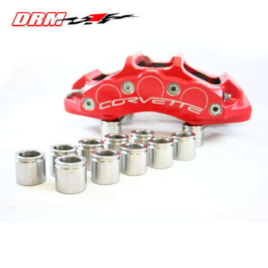 Picture of DRM Stainless Steel Pistons C6Z and Grandsports