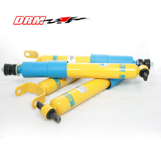 Picture of DRM Valved Bilstein Shocks