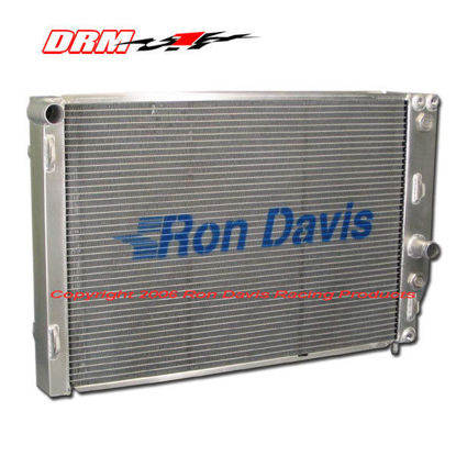 Picture of C5 Corvette Radiator (Dual coolers)
